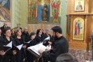 S. Em. il Metropolita Athanasios visita la Cattedrale di Lungro-6