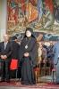 S. Em. il Metropolita Elpidoforos Lampriniadis con l'ecumenista Virgilio Avato a Lungro-1
