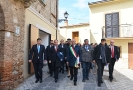 Visita del Presidente della Repubblica Albanese B. Nishani in Calabria-1